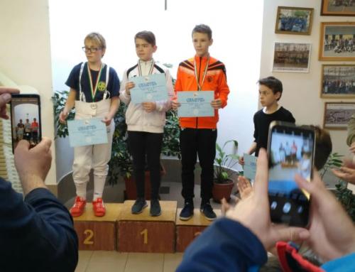 Czill Soma bronzérmet szerzett Pécsett