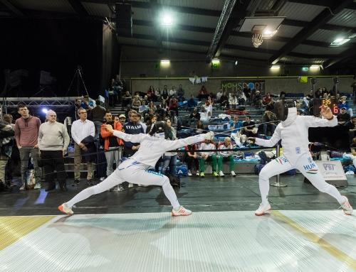 Újabb verseny az olimpiai kvalifikáció jegyében